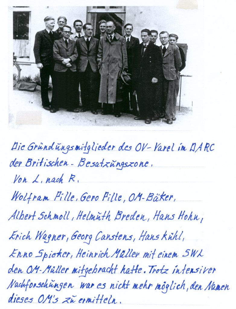 Chronik_Gründungs-Mitglieder-21.Mai 1947-Namen